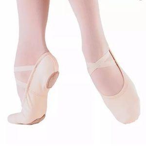 So Danca Split Sole Canvas Dancewear Ballet Shoes